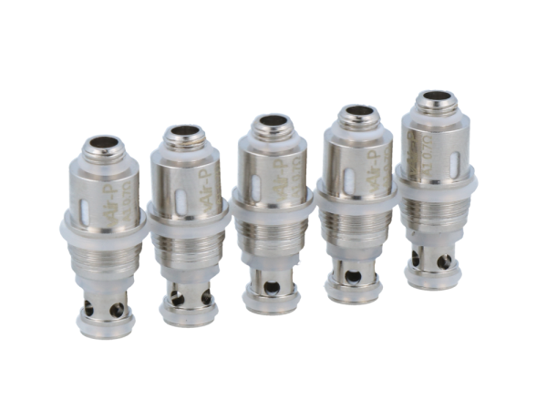 VapeOnly vPipe III NiCr 0,7 Ohm Head (5 Stück pro Packung) 10er Packung
