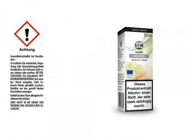 Kaktusfeige E-Zigaretten Liquid 3 mg/ml