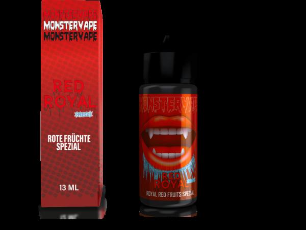 MonsterVape - Aroma Red Royal Fresh 13ml