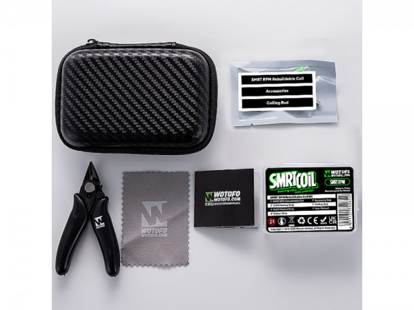 Wotofo SMRT RPM Rebuildable Coil Set 10er Packung