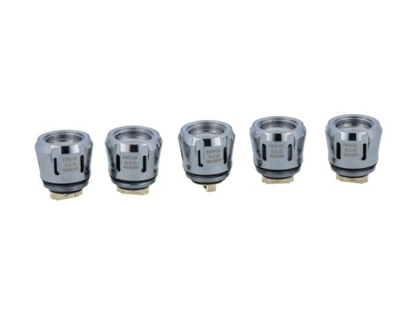 SC HW-N 0,2 Ohm Head (5 Stück pro Packung) 10er Packung