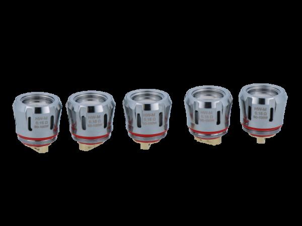 SC HW-M 0,15 Ohm Head (5 Stück pro Packung) 10er Packung