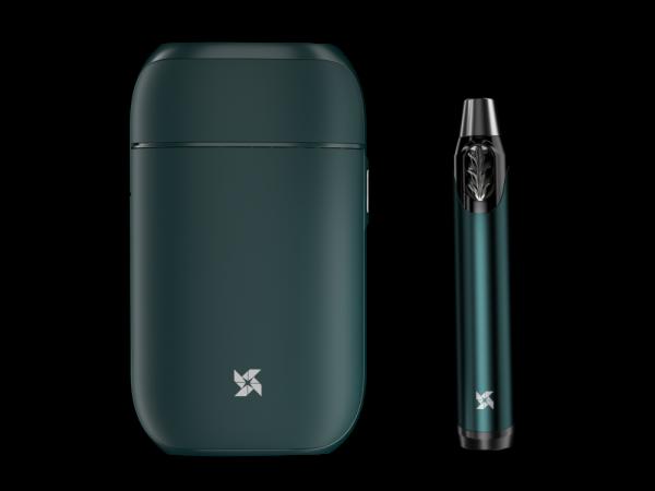 VapX ART E-Zigaretten Set grün