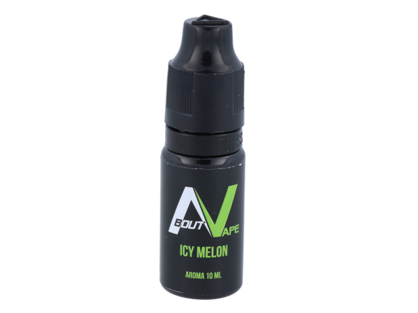 About Vape - Aroma Icy Melon 10ml 10er Packung