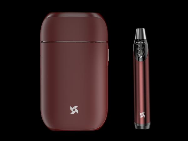 VapX ART E-Zigaretten Set rot