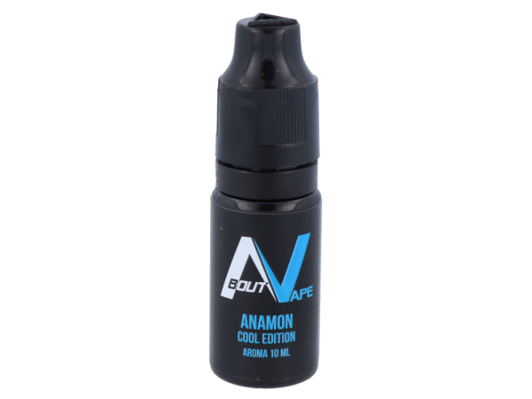 About Vape - Aroma Anamon 10ml 10er Packung