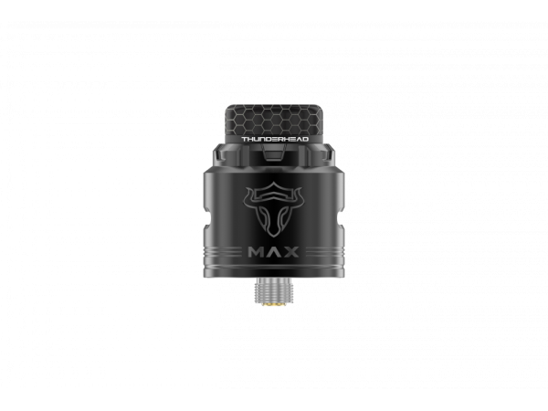 ThunderHead Creations Tauren Max RDA Clearomizer Set SS Black