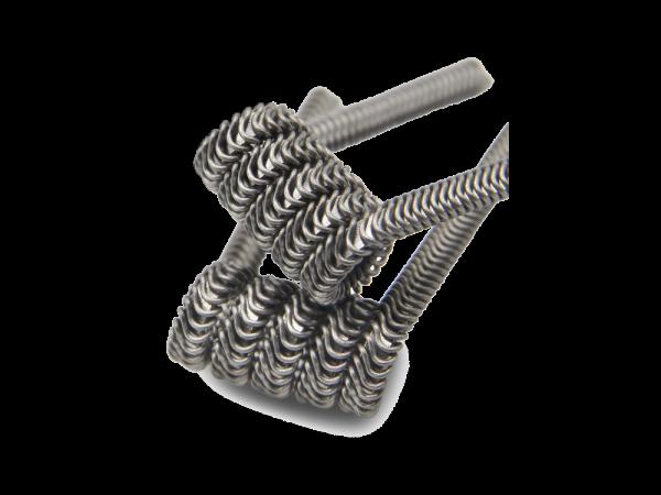 ThunderHead Creations 0,35 Ohm Ni80 3-Core Alien Coil (2 Stück pro Packung)
