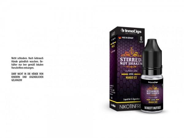 Stirred, not Shaken Mango Aroma - Liquid für E-Zigaretten 0 mg/ml