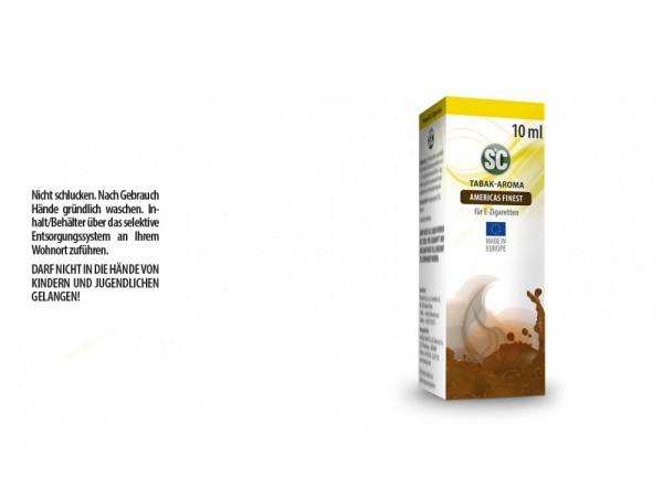 Aroma Americas Finest Tabak 10er Packung