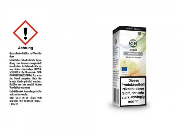Kaktusfeige E-Zigaretten Liquid 6 mg/ml