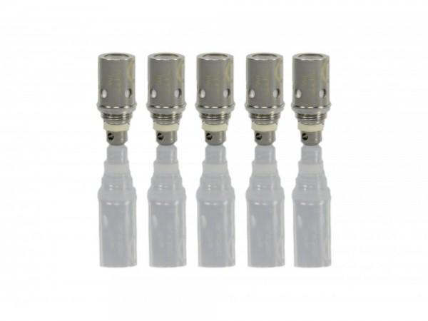 Aspire BVC Clearomizer Heads (5 Stück pro Packung) 1,8 Ohm