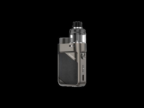 Vaporesso Swag PX80 E-Zigaretten Set Pure Black
