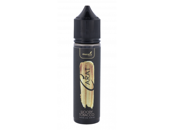 Omerta Liquids - Carat - Aroma Woody Tobacco 20ml
