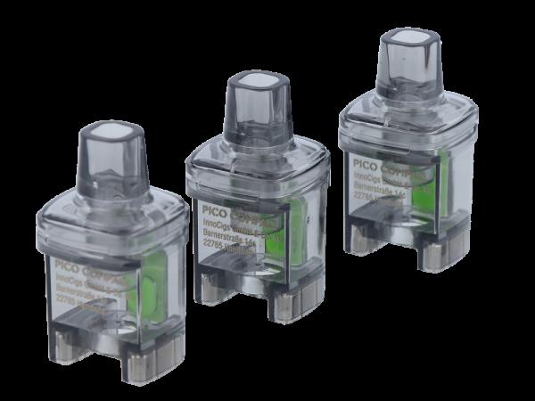 Eleaf Pico Compaq Cartridge (3 Stück pro Packung) 10er Packung