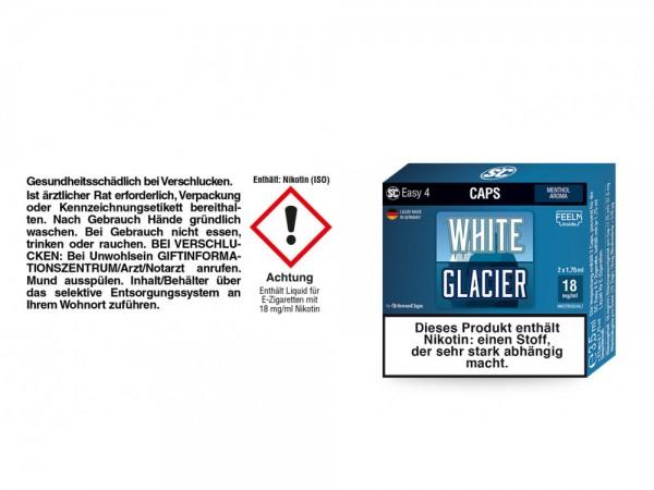 SC Easy 4 Caps White Glacier Fresh 18 mg/ml (2 Stück pro Packung)