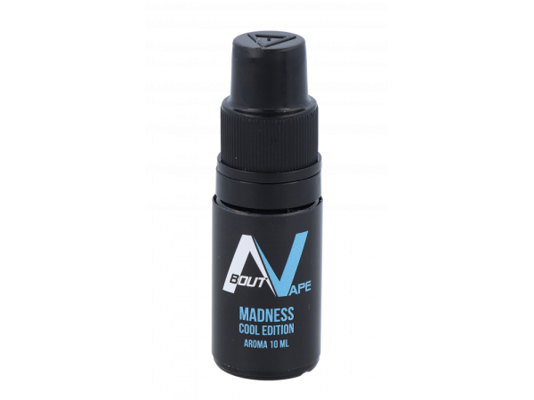 About Vape - Aroma Madness 10ml 10er Packung