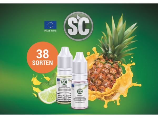 Liquidkarte - SC