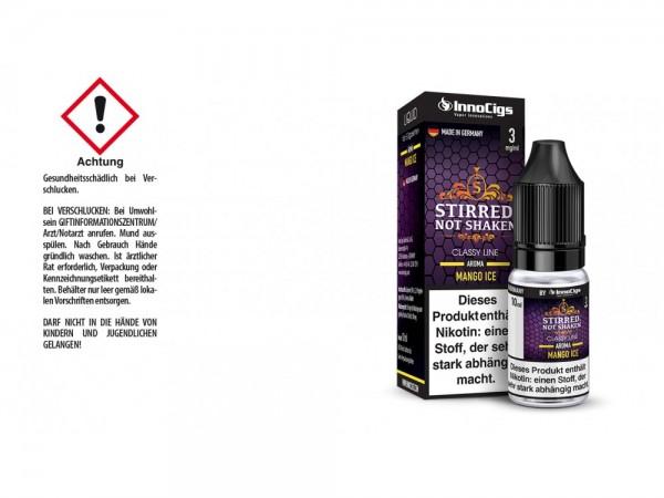 Stirred, not Shaken Mango Aroma - Liquid für E-Zigaretten 3 mg/ml