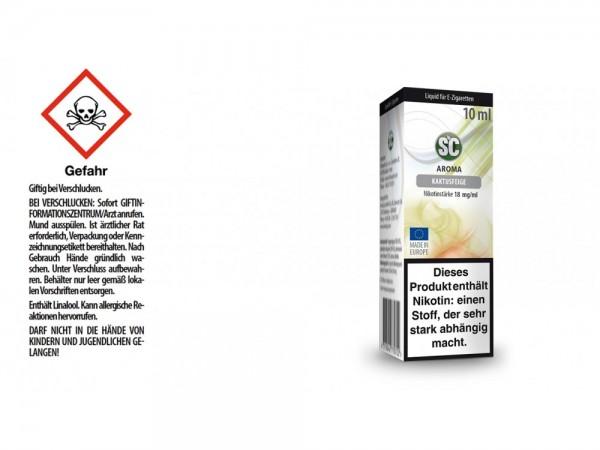 Kaktusfeige E-Zigaretten Liquid 18 mg/ml 10er Packung