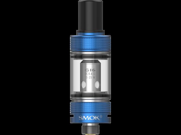 Smok Gram 16 Clearomizer Set blau