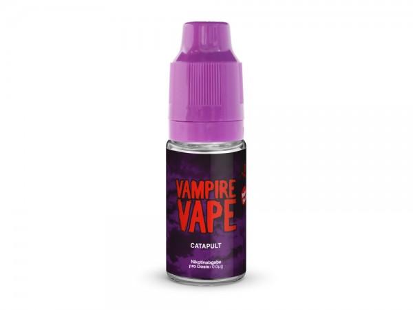 Vampire Vape Catapult - E-Zigaretten Liquid 12 mg/ml 20er Packung