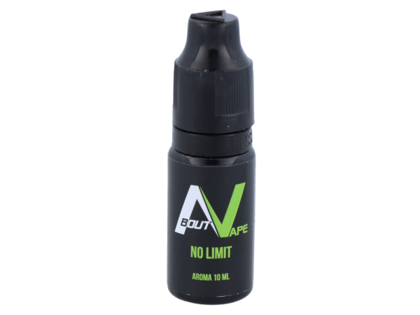 About Vape - Aroma No Limit 10ml 10er Packung