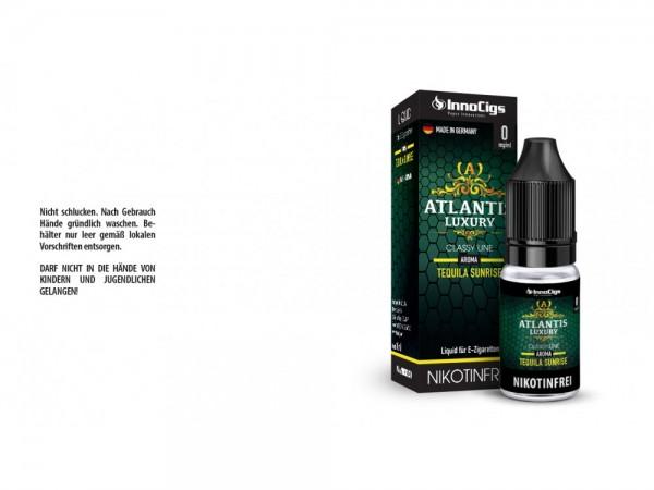 Atlantis Luxury Tequila Sunrise Aroma - Liquid für E-Zigaretten 0 mg/ml 10er Packung