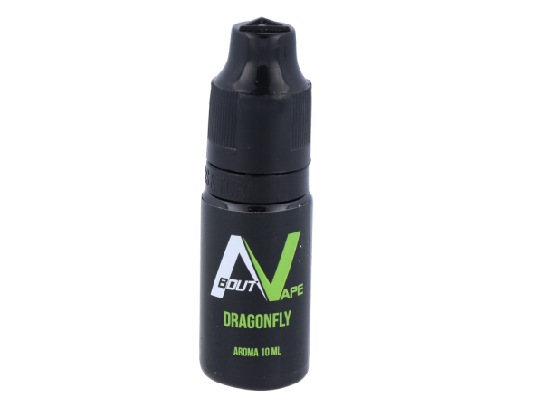 About Vape - Aroma Dragonfly 10ml 10er Packung