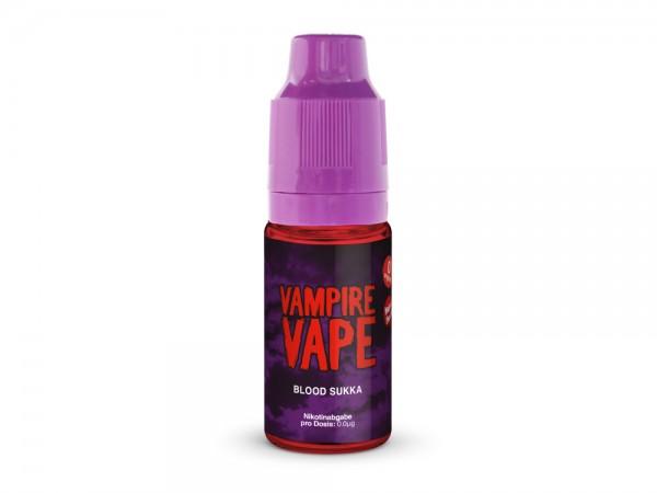Vampire Vape Blood Sukka - E-Zigaretten Liquid 3 mg/ml