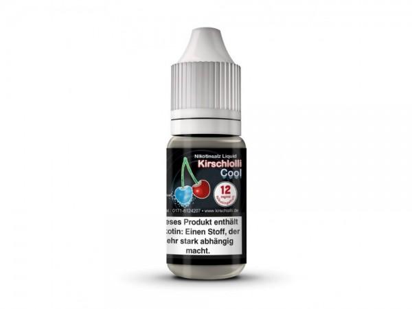 Kirschlolli - Cool - Nikotinsalz Liquid 12mg/ml