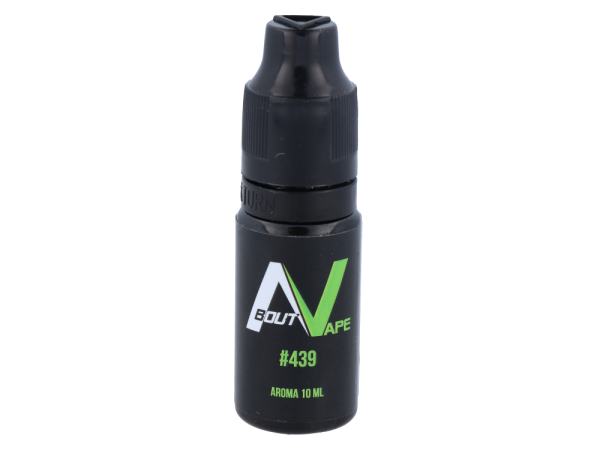 About Vape - Aroma #439 10ml 10er Packung