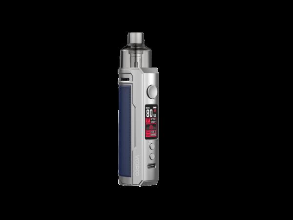 VooPoo Drag X E-Zigaretten Set silber-blau
