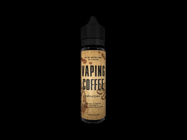 Vaping Coffee - Cappuccino - 0mg/ml 50ml