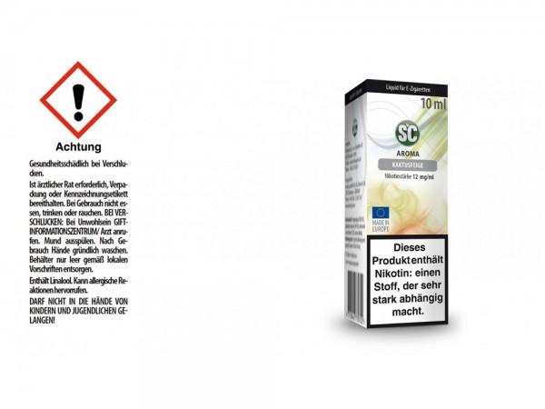 Kaktusfeige E-Zigaretten Liquid 12 mg/ml