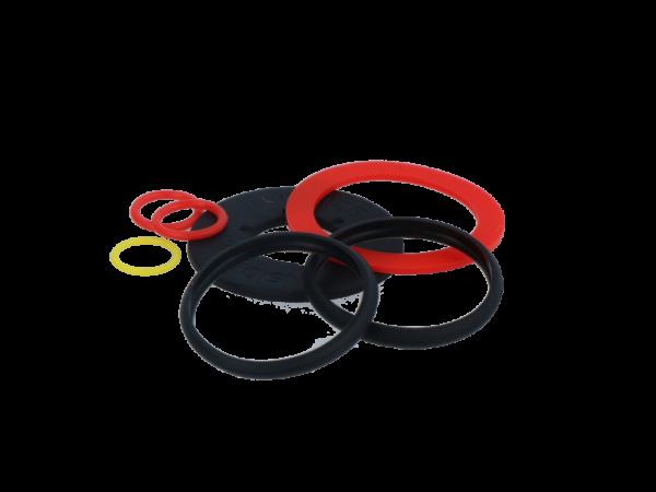 Uwell Crown 4 O-Ringe Set schwarz