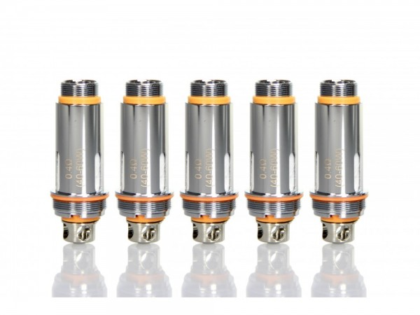 Aspire Cleito Heads 0,27 Ohm (5 Stück pro Packung)