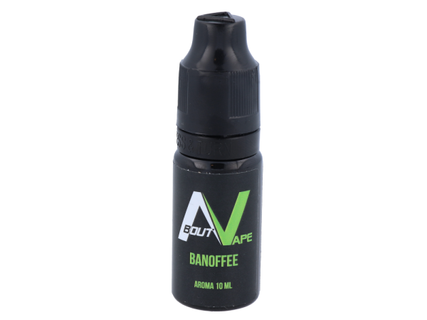 About Vape - Aroma Banoffee 10ml 10er Packung