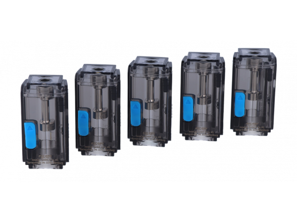 InnoCigs EZ Cartridge 2,6ml (5 Stück pro Packung) 10er Packung