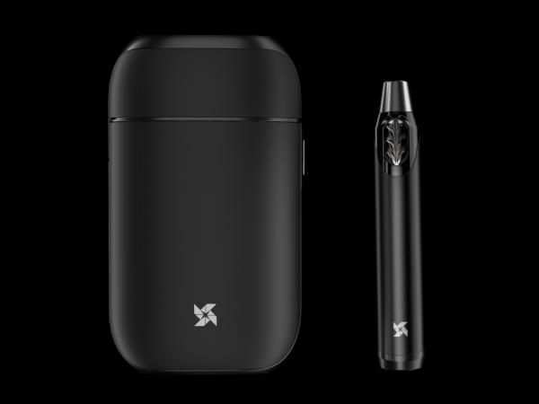 VapX ART E-Zigaretten Set schwarz