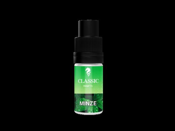 Classic Dampf - Aroma Minze 10ml