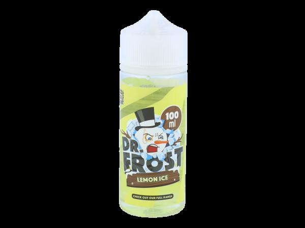 Dr. Frost - Polar Ice Vapes - Lemon Ice - 100ml 0mg/ml